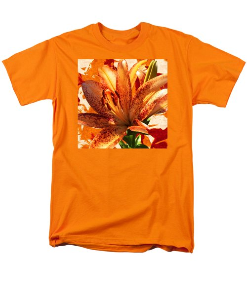 Wild Beauty With Freckles Men's T-Shirt  (Regular Fit) by Gabriella Weninger - David