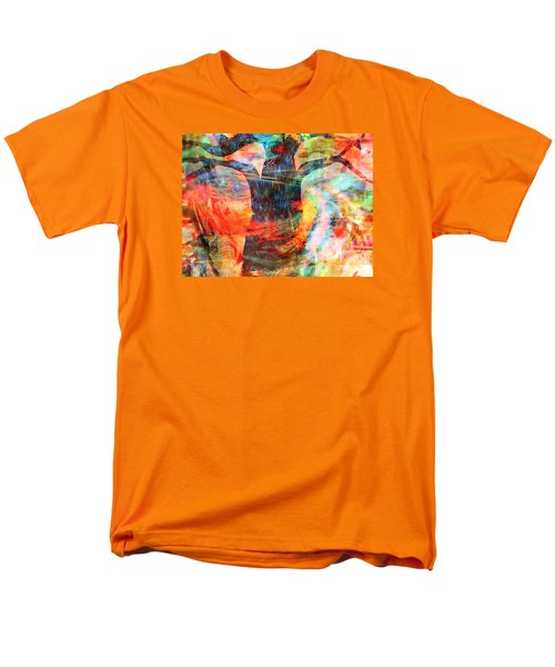 Windy Moments Men's T-Shirt  (Regular Fit) by Fania Simon