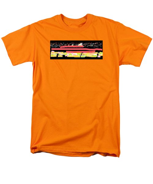 Wish - 60 Men's T-Shirt  (Regular Fit) by Mirfarhad Moghimi