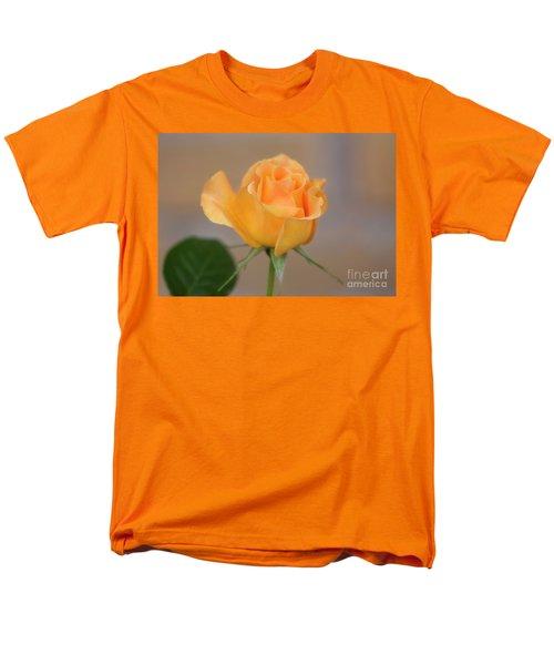 Yellow Rose Of Texas Men's T-Shirt  (Regular Fit) by Joan Bertucci