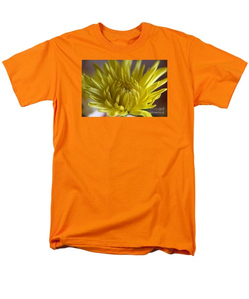 Men's T-Shirt  (Regular Fit) featuring the photograph Yellow Yellow by Yumi Johnson