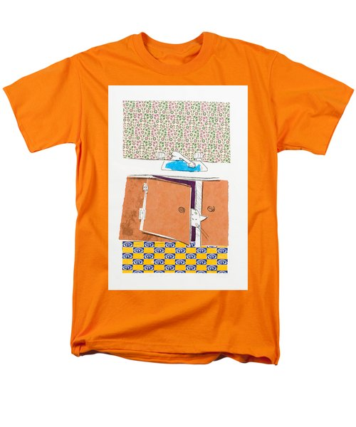 You Looking For Me Men's T-Shirt  (Regular Fit) by Leela Payne