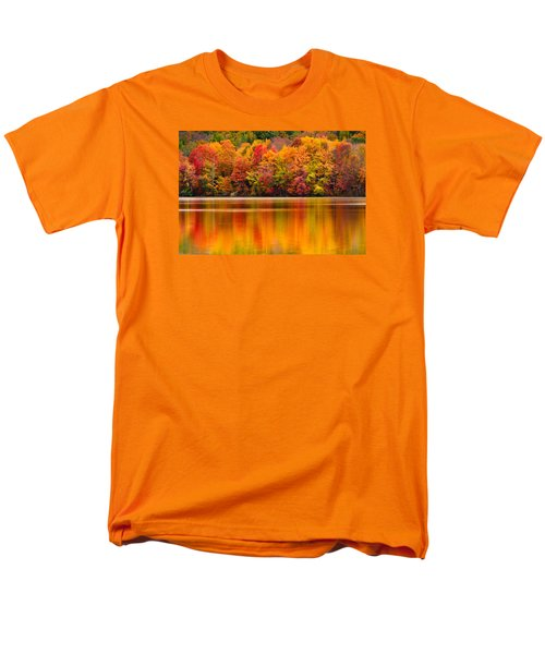 Yummy Autumn Colors Men's T-Shirt  (Regular Fit) by Craig Szymanski