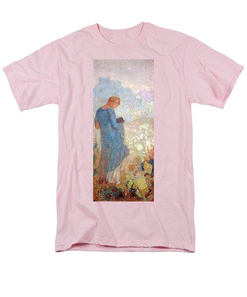 Redon's Pandora Men's T-Shirt  (Regular Fit) by Cora Wandel