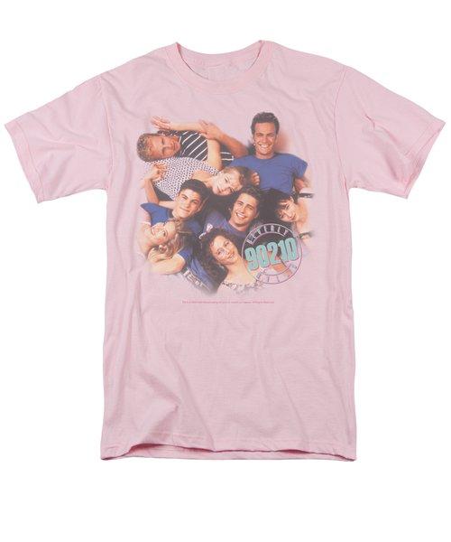 90210 - Gang In Logo Men's T-Shirt  (Regular Fit) by Brand A