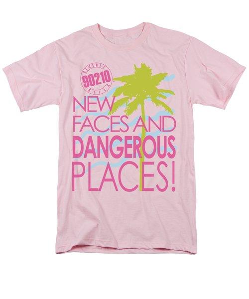 90210 - Tagline Men's T-Shirt  (Regular Fit) by Brand A