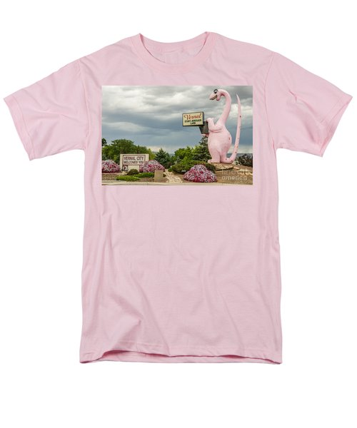 A Fun Welcome To Vernal Men's T-Shirt  (Regular Fit) by Sue Smith