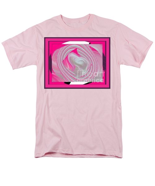 Men's T-Shirt  (Regular Fit) featuring the digital art Callie by Catherine Lott