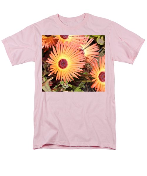 Men's T-Shirt  (Regular Fit) featuring the photograph Floral by Cathy Mahnke