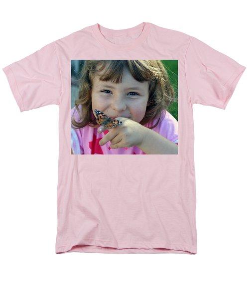 Just Cute Men's T-Shirt  (Regular Fit) by Shoal Hollingsworth