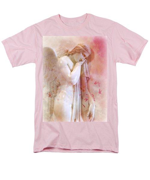 L'angelo Celeste Men's T-Shirt  (Regular Fit)
