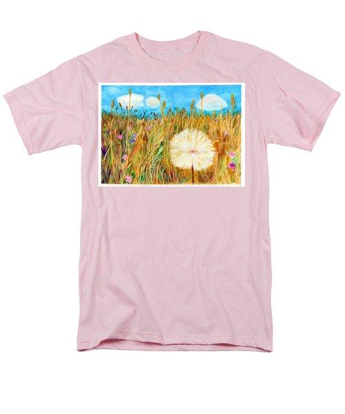 Montana Hike Men's T-Shirt  (Regular Fit) by C Sitton