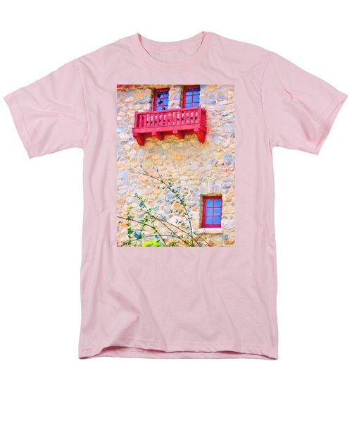 Oh Romeo Men's T-Shirt  (Regular Fit) by Marilyn Diaz