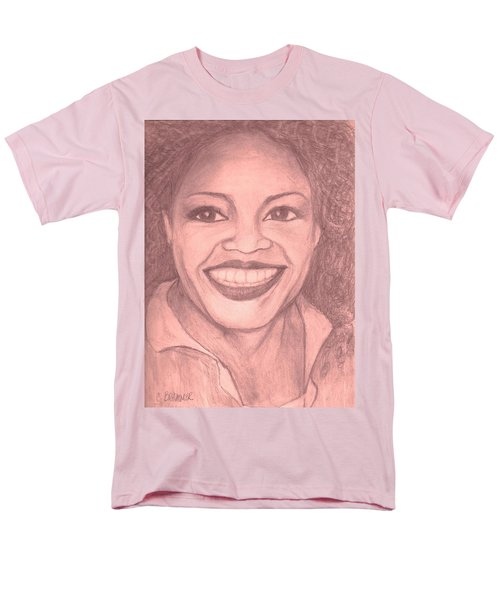 Oprah Men's T-Shirt  (Regular Fit) by Christy Saunders Church