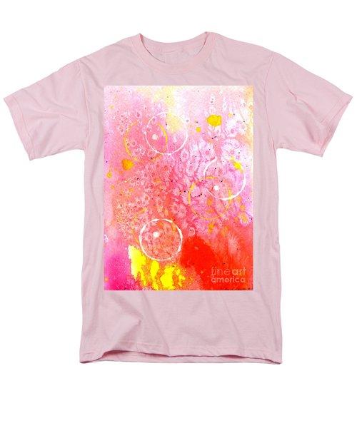 Spirit Dance Men's T-Shirt  (Regular Fit) by Desiree Paquette