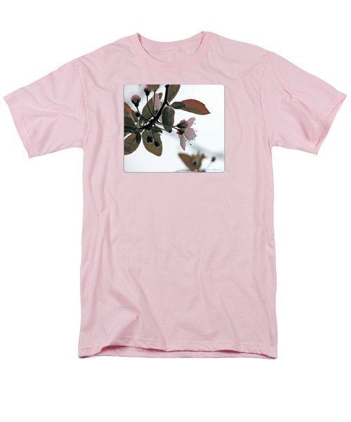 Men's T-Shirt  (Regular Fit) featuring the photograph Spring Comes Softly by Chris Anderson