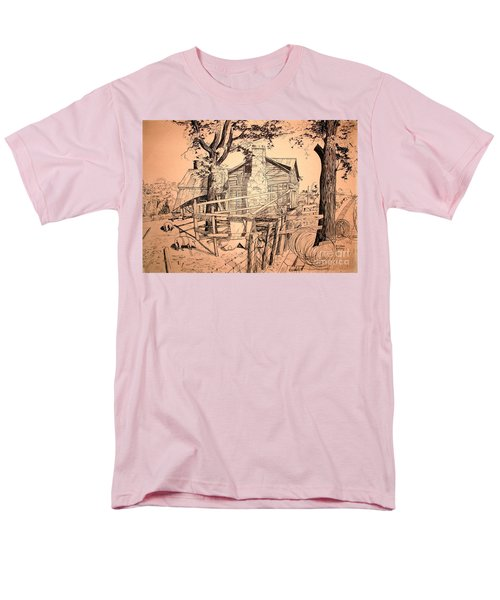 The Pig Sty Men's T-Shirt  (Regular Fit)
