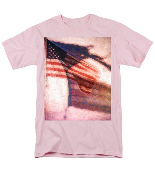 Through War And Peace Men's T-Shirt  (Regular Fit) by Bob Orsillo