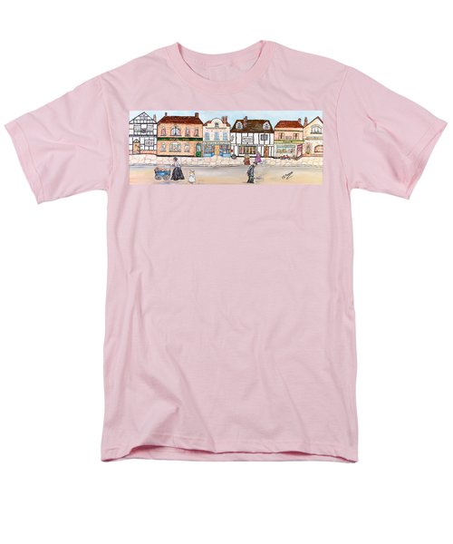 Villaggio Antico Men's T-Shirt  (Regular Fit) by Loredana Messina