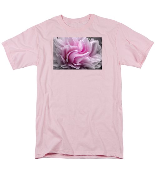 Whimsy Girl Men's T-Shirt  (Regular Fit) by Jean OKeeffe Macro Abundance Art