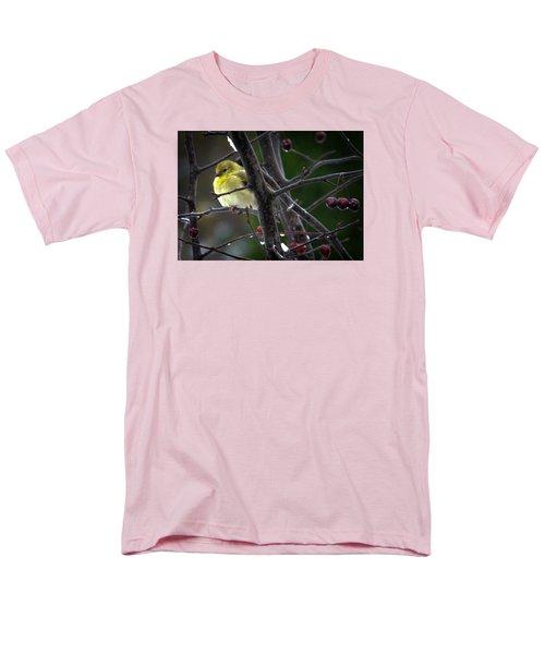 Yellow Finch Men's T-Shirt  (Regular Fit)