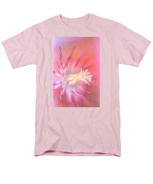 Clematis Men's T-Shirt  (Regular Fit) by Bonnie Bruno