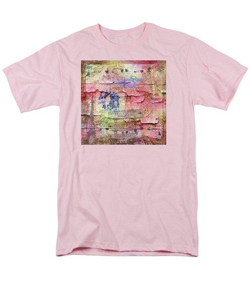 A City Besieged Men's T-Shirt  (Regular Fit) by Paula Ayers