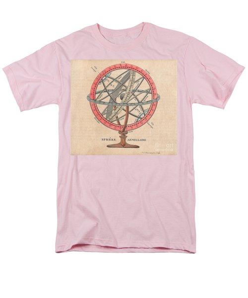 Armillary Sphere  Men's T-Shirt  (Regular Fit) by Sergey Lukashin