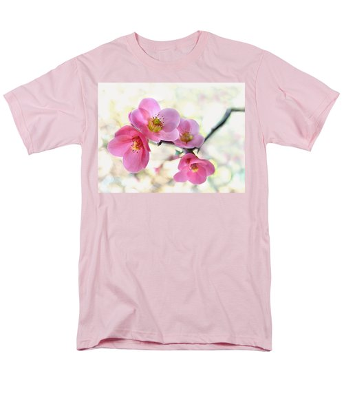 Men's T-Shirt  (Regular Fit) featuring the photograph Blossoms by Marion Cullen