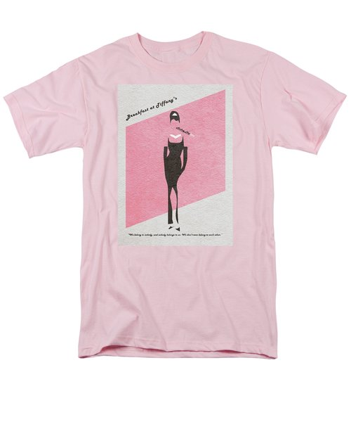 Breakfast At Tiffany's Men's T-Shirt  (Regular Fit)