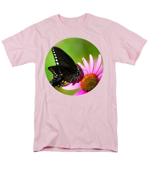 Butterfly In The Sun Men's T-Shirt  (Regular Fit) by Christina Rollo