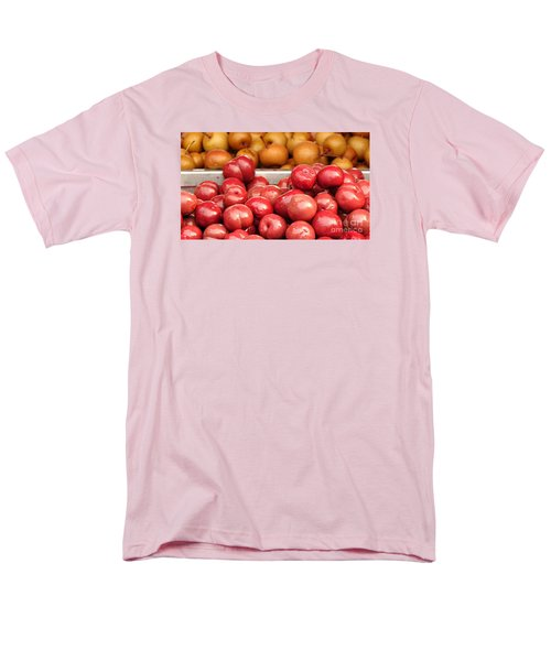 Chinese Plums And Pears Pickled In Sugar Men's T-Shirt  (Regular Fit) by Yali Shi