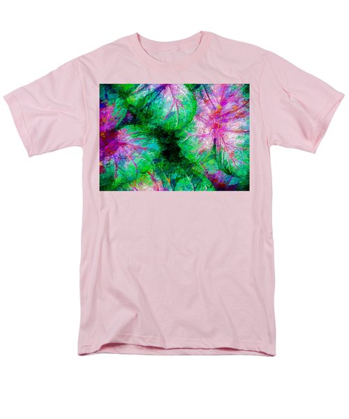 Men's T-Shirt  (Regular Fit) featuring the photograph Coleus by Paul Wear
