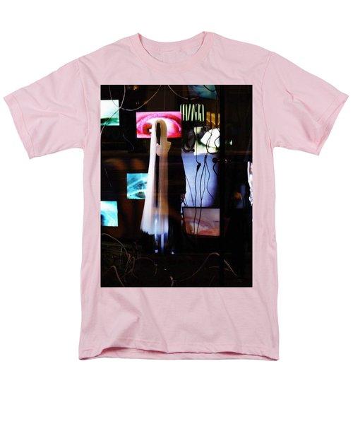 Come Play The American Dream  Men's T-Shirt  (Regular Fit) by Inga Kirilova