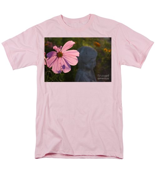 Men's T-Shirt  (Regular Fit) featuring the photograph Contemplating The Cosmo by Brian Boyle