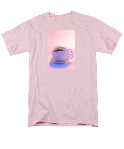 Cup Of Coffee Men's T-Shirt  (Regular Fit) by George Robinson
