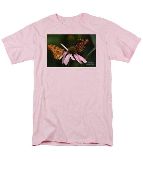 Dinner Date Men's T-Shirt  (Regular Fit) by Cindy Manero