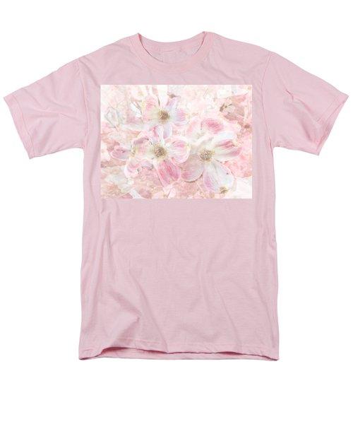 Dreaming Pink Men's T-Shirt  (Regular Fit) by Arlene Carmel