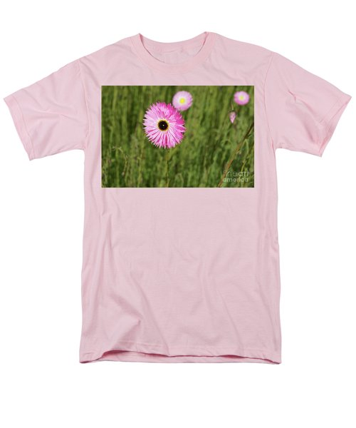 Everlasting  Men's T-Shirt  (Regular Fit) by Cassandra Buckley