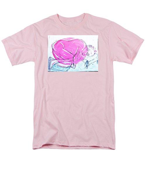 Feeling Cosy Men's T-Shirt  (Regular Fit) by Tamara Savchenko