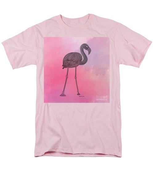 Flamingo5 Men's T-Shirt  (Regular Fit) by Megan Dirsa-DuBois