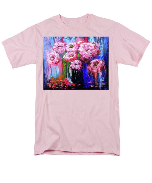 Flowers Men's T-Shirt  (Regular Fit) by Viktor Lazarev