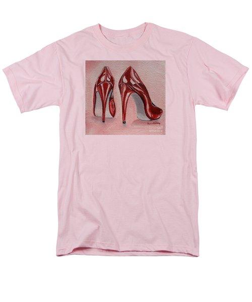 Foot Candy Men's T-Shirt  (Regular Fit) by Julie Brugh Riffey
