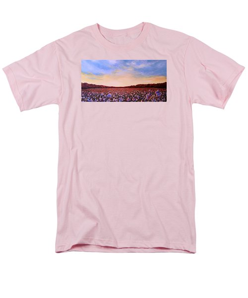 Glory Of Cotton Men's T-Shirt  (Regular Fit) by Jeanette Jarmon