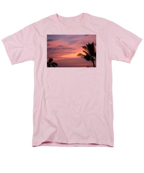 Gorgeous Hawaiian Sunset - 3 Men's T-Shirt  (Regular Fit) by Karen Nicholson