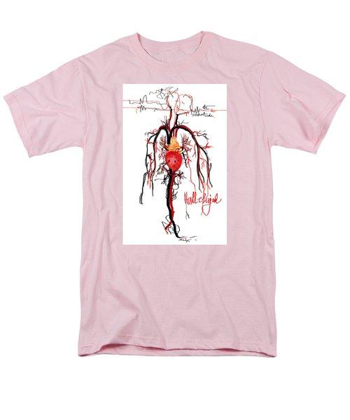 Hallelujah  Men's T-Shirt  (Regular Fit)