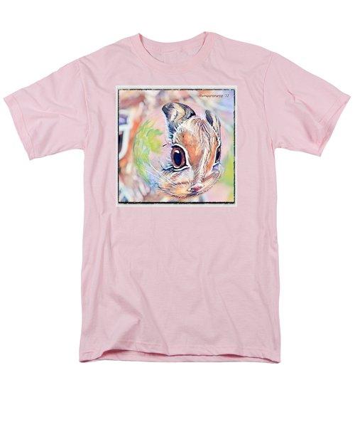 Honey Of A Bunny Men's T-Shirt  (Regular Fit) by Anna Porter