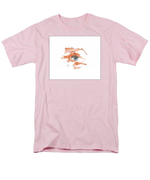 Men's T-Shirt  (Regular Fit) featuring the drawing I O'thy Self by James Lanigan Thompson MFA