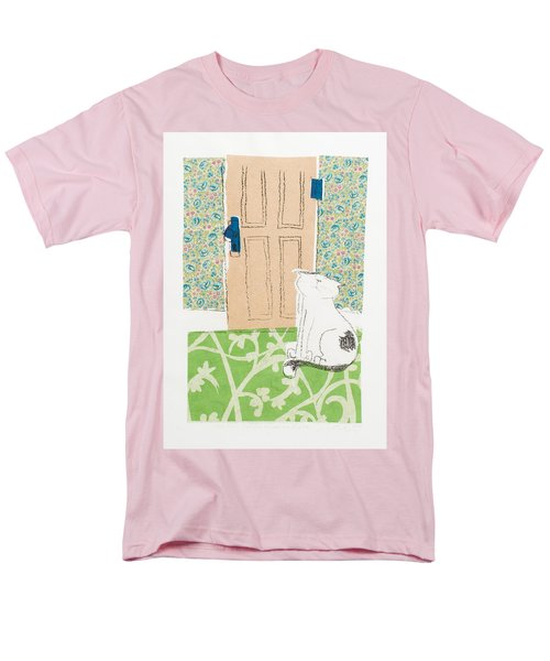 Ive Got Places To Go People To See Men's T-Shirt  (Regular Fit) by Leela Payne