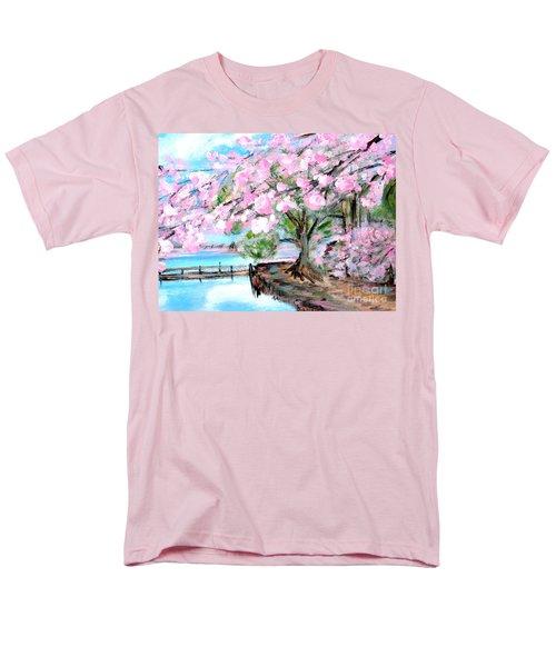 Joy Of Spring. For Sale Art Prints And Cards Men's T-Shirt  (Regular Fit)